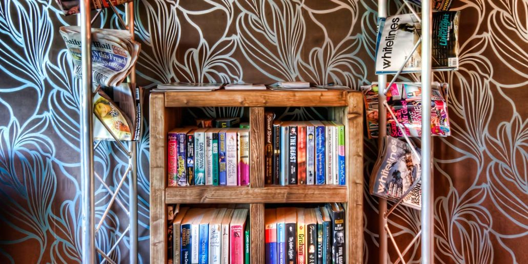 The Drop Inn Courchevel La Praz Books to read